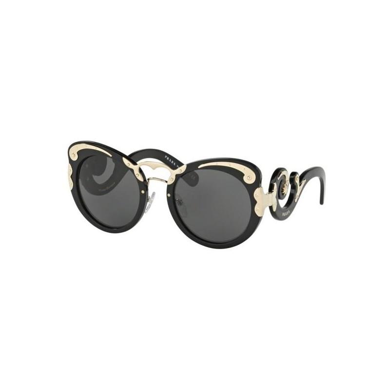 Slnečné okuliare PRADA BLACK 71cc87399f8