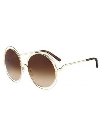 Slnečné okuliare CHLOE, model Carline Dark Brown