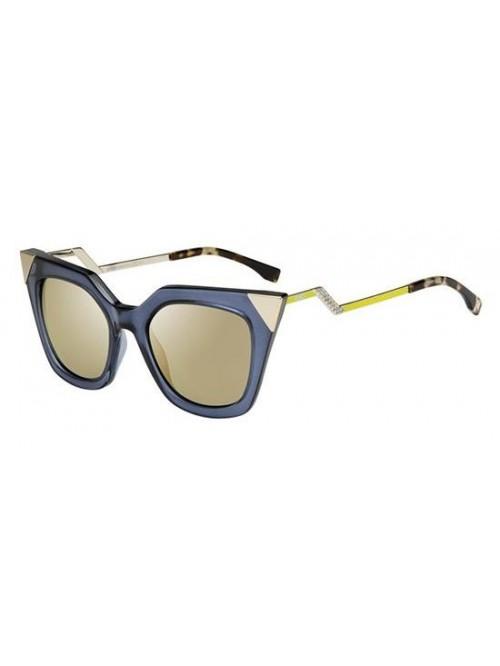Slnečné okuliare FENDI IRIDIA blue gold - Antony Design 5360a7d326f
