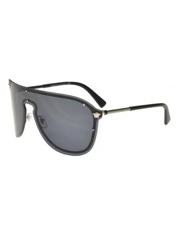 Slnečné okuliare VERSACE, model VERSACE MEDUSA MADNESS silver gray