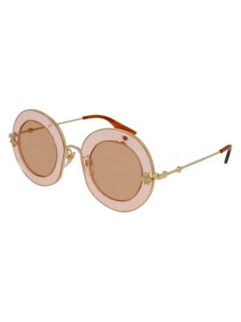 Slnečné okuliare GUCCI, model GG0113 pink orange
