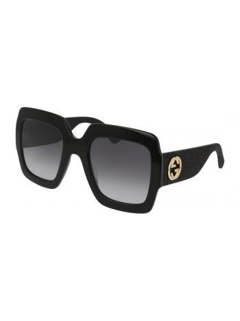 Slnečné okuliare GUCCI, model GG0102 black gray