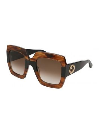 Slnečné okuliare GUCCI, model GG0178 brown