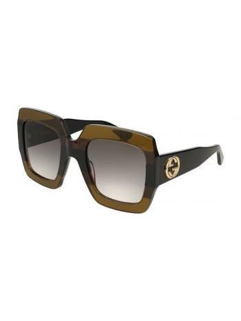 Slnečné okuliare GUCCI, model GG0178 dark brown