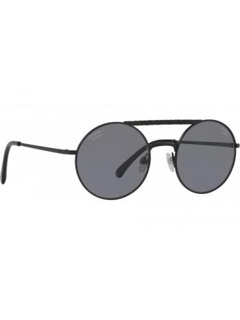 Slnečné okuliare značky Chanel, model 4232 round black