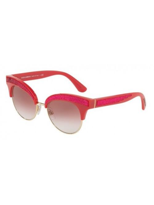 Slnečné okuliare Dolce & Gabbana, model DG6109 pink