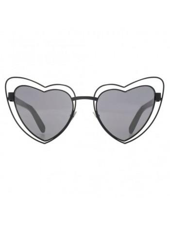 Slnečné okuliare Saint Laurent LOULOU čierne