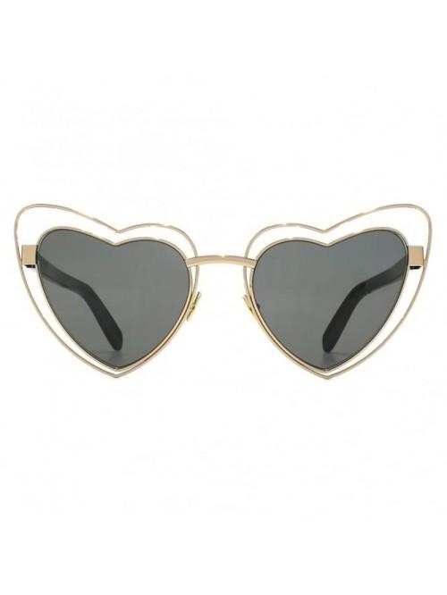 Slnečné okuliare Saint Laurent LOULOU zlaté