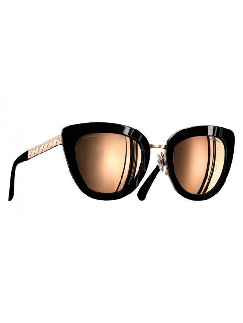 f65306034 Slnečné okuliare Chanel, model Gold quilted sides - Antony Design