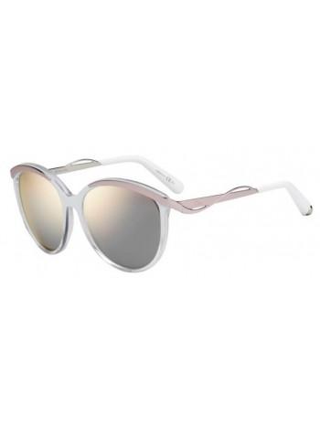 Slnečné okuliare DIOR, model DIOR METAL EYES PINK YELLOW