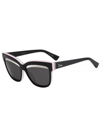 Slnečné okuliare DIOR, model DIOR GRAPHIPC BLACK PINK WHITE