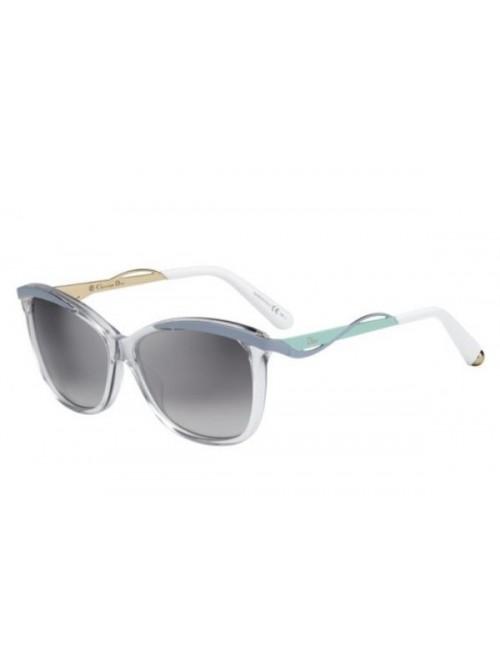 Slnečné okuliare DIOR, model DIORMETALEYES2 / CRYBLUEAQ (IZ)