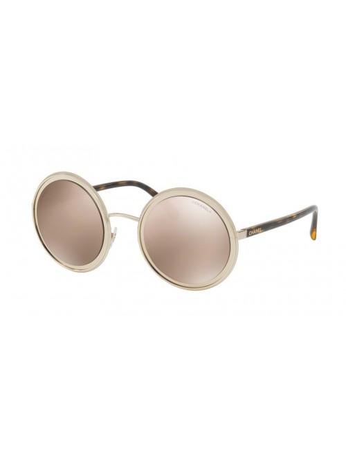 458c9bd8e Slnečné okuliare CHANEL ROUND pure gold - Antony Design