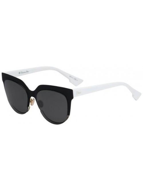 Slnečné okuliare DIOR, model DIORSIGHT2 / MTBK WHTE (Y1)
