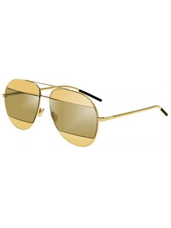 Slnečné okuliare DIOR, model DIOR SPLIT GOLD