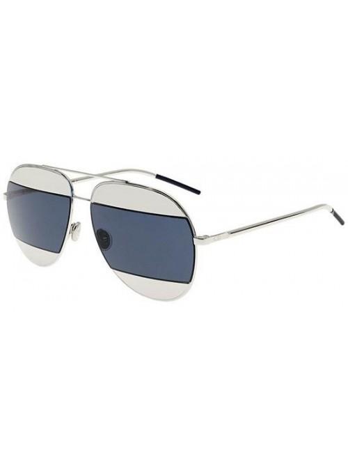 Slnečné okuliare DIOR, model DIORSPLIT1 / BLUE (RD)