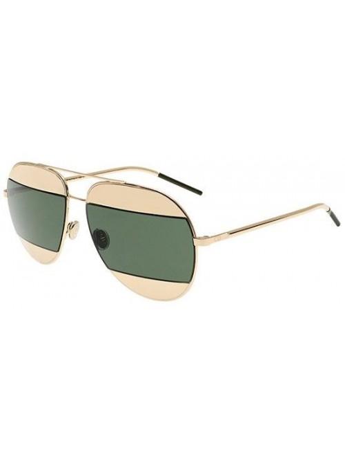Slnečné okuliare DIOR, model DIORSPLIT1 / ROSE GOLD (DC)