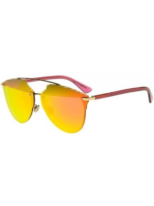 Slnečné okuliare DIOR, model DIORREFLECTEDP / REDGD RED (RR)