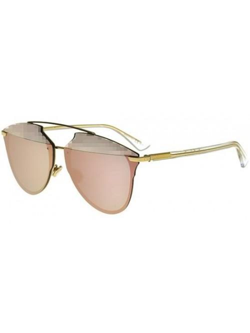 Slnečné okuliare DIOR, model DIORREFLECTEDP / GOLD CRY (RG)