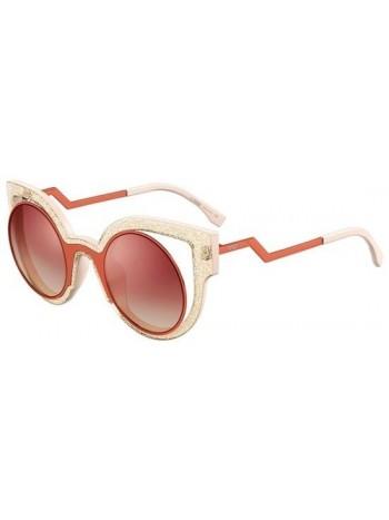 Slnečné okuliare Fendi, model FF 0137/S PARADEYES COLLECTION PKPALM PINK